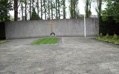 1916 graves Arbour Hill Cemetery