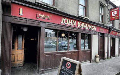 John Kavanaghs The Gravediggers Pub