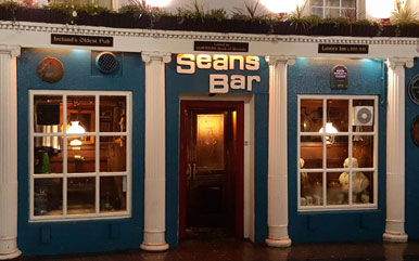 Seans Bar Ireland
